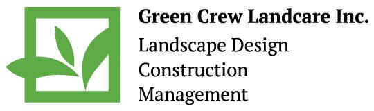 Green Crew Landcare Logo
